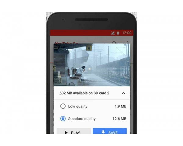 YouTube agora permite download de vídeos no celular